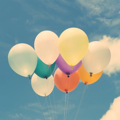 En god vinballon kan et eller andet