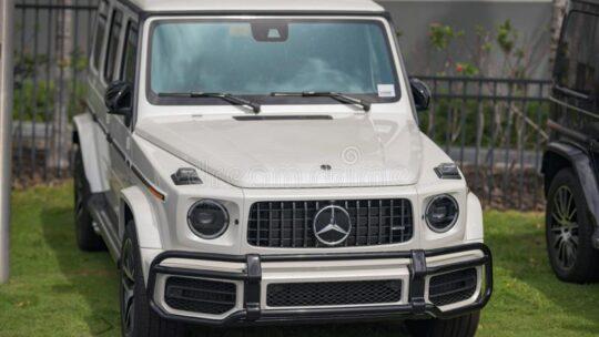 Årets bil er Mercedes Benz C Klasse Stationcar